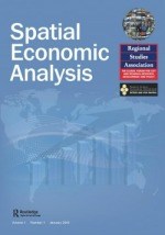 Spatial Econometric Analysis of Spatial General Equilibrium